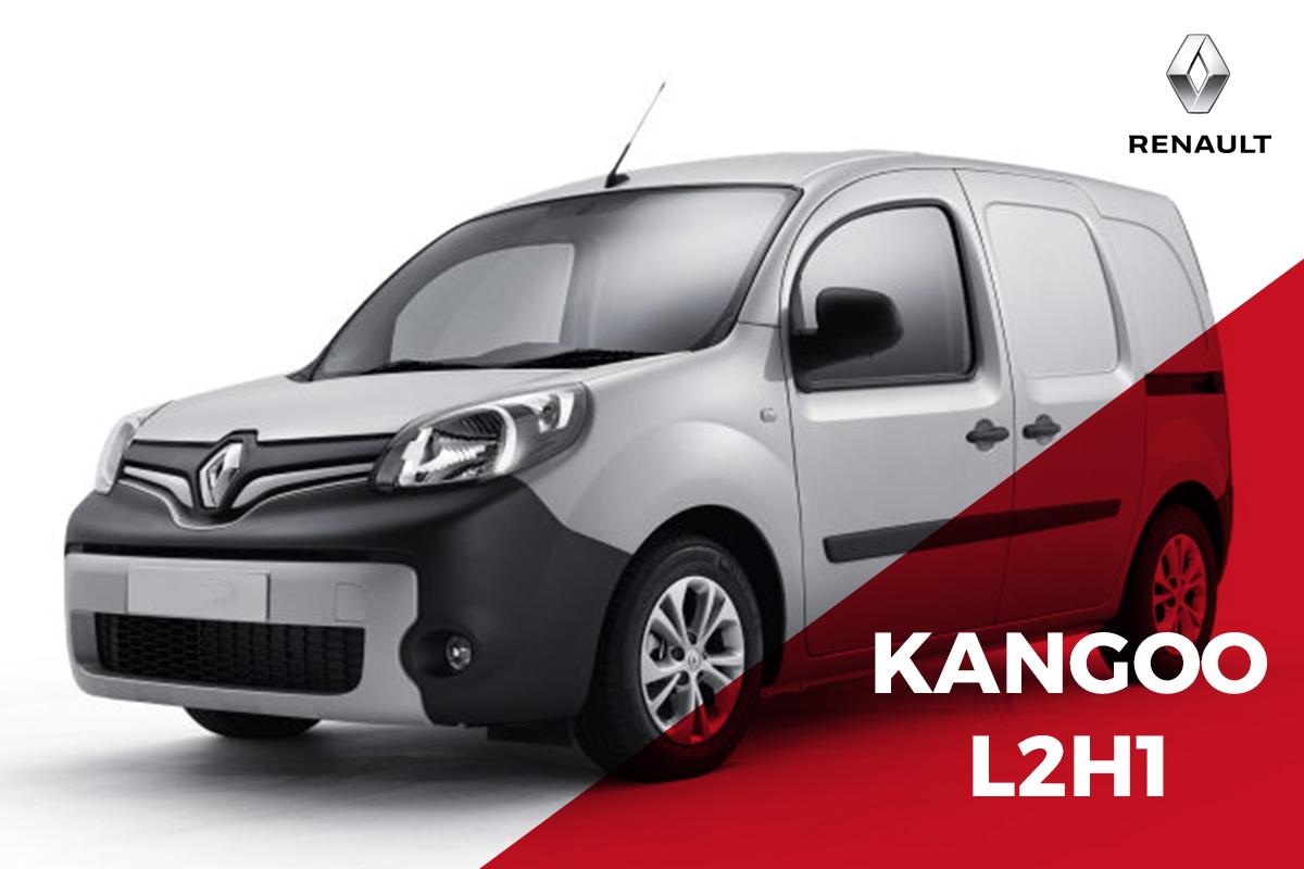 Image Fourgon Kangoo L2H1 avec aménagement version standard
