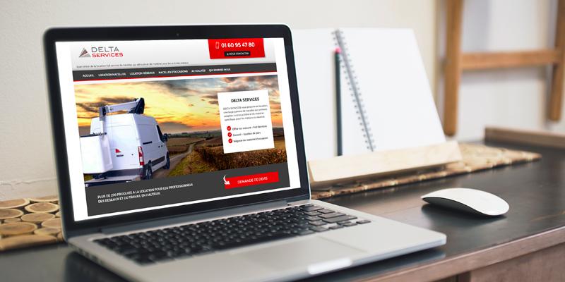 Lancement du site web de location nacelles et réseaux